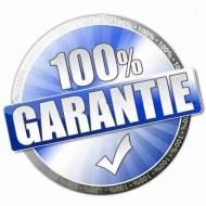 100% Garantie Button