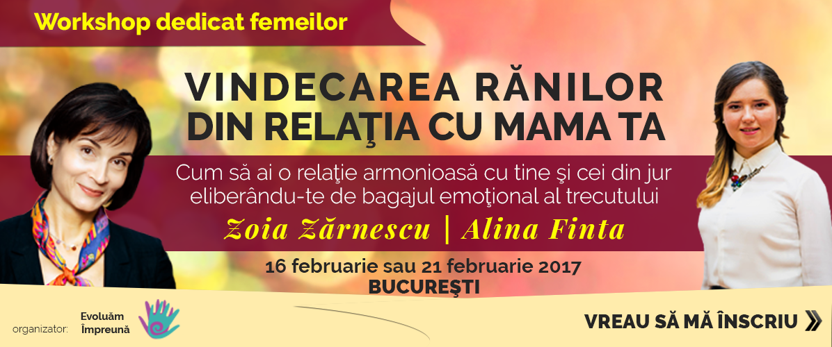 banner events workshop de feminitate evoluam impreuna