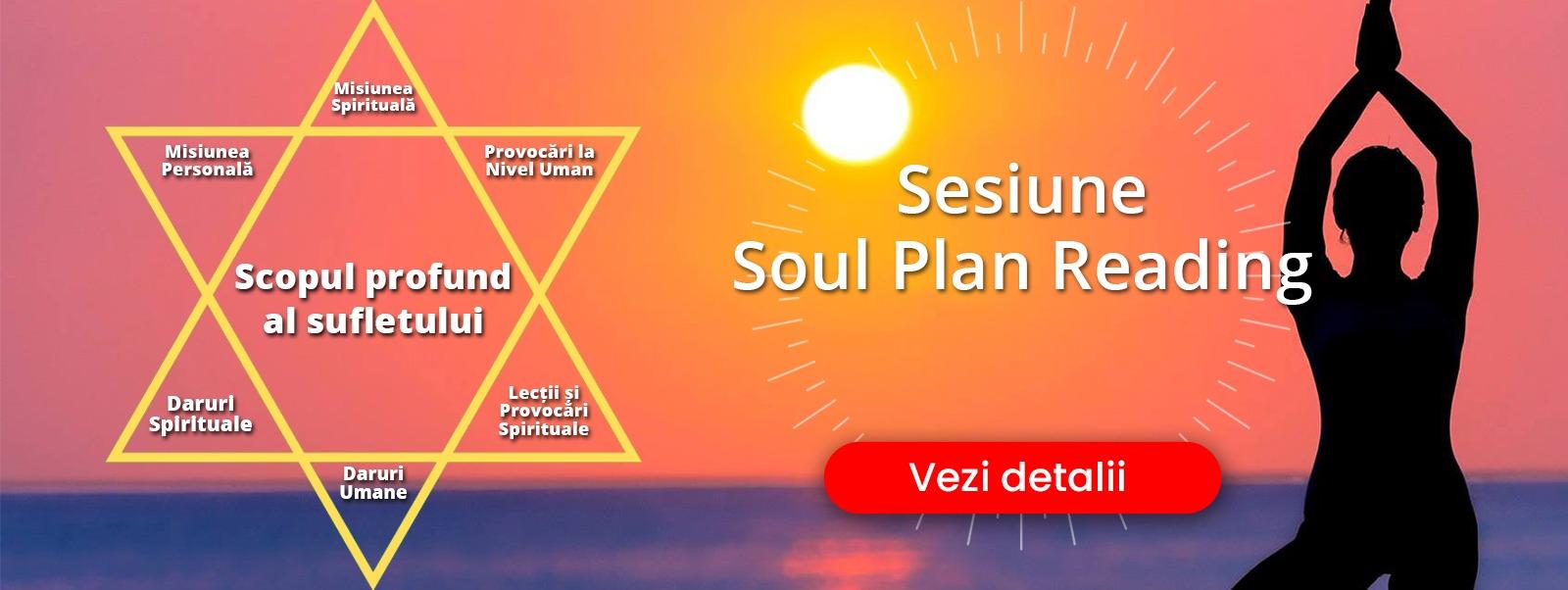 """sesiune """"Planul Sufletului"""""""